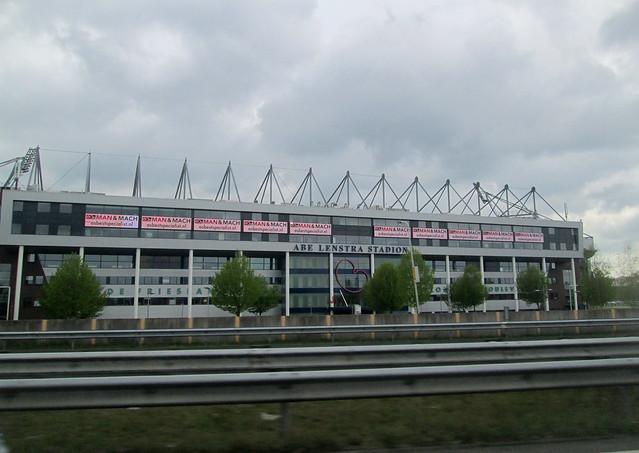 Heerenveen's Abe Lenstra Stadium