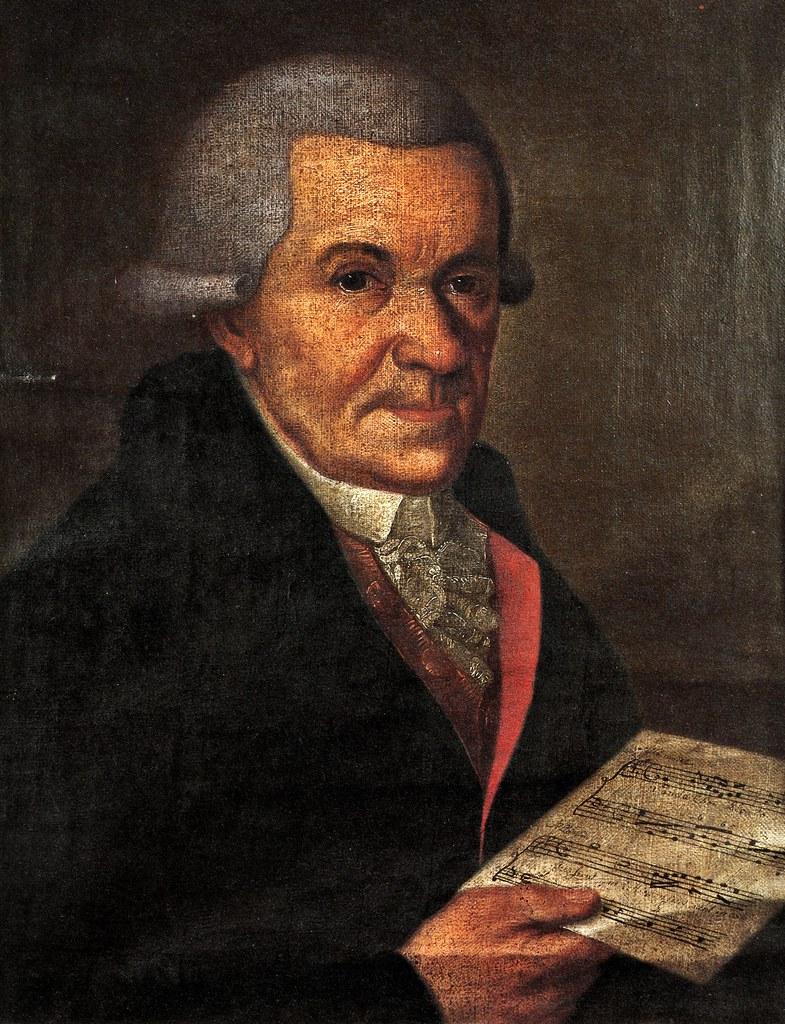 Franz Xaver Hornock (1751-1836) - Johann Michael Haydn