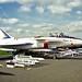 Dassault Rafale 01 Farnborough 2-9-86
