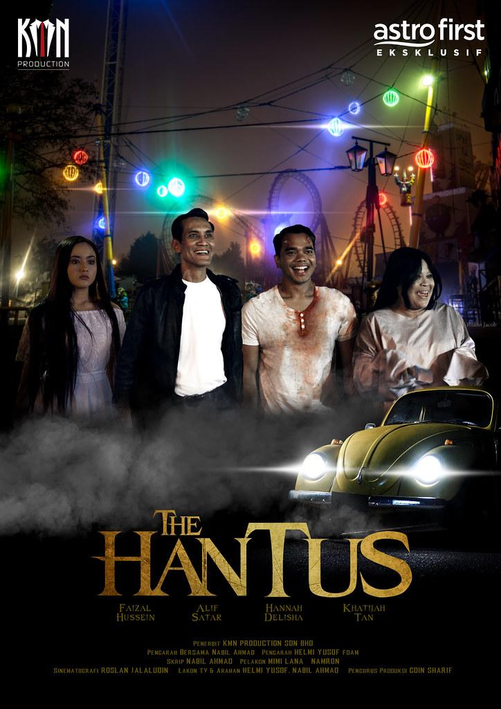 IMPORTANT - The Hantus final poster
