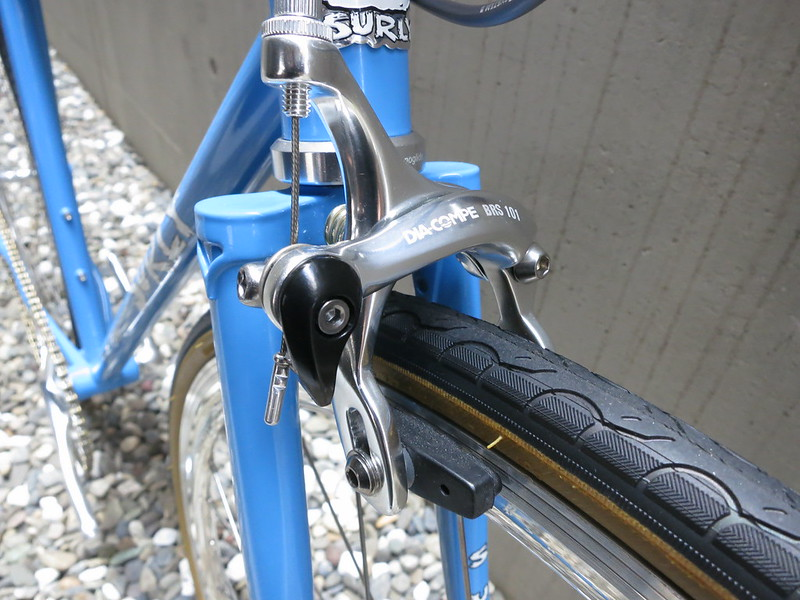 SURLY Steamroller Blue Brake