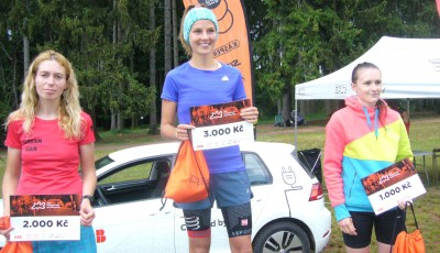 Trutnovský půlmaraton vyhráli Brýdl a Luštincová