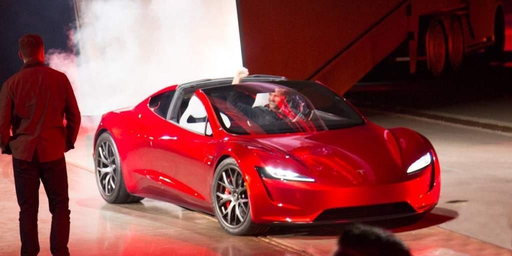 Tesla Roadster : Le «mode augmenté» améliorera votre conduite