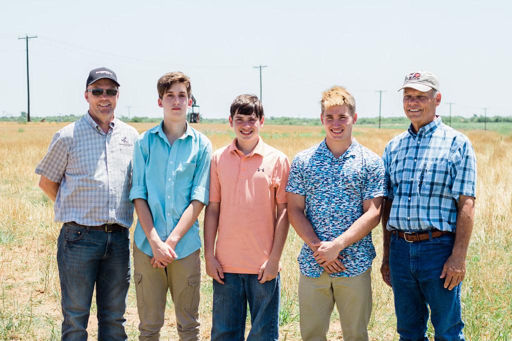 High Plains Harvesting 2018 (Laura)