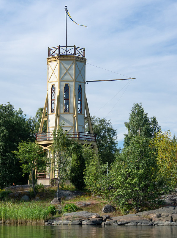 Find the best views in Rauma by climbing up to Kiikartorn Tower