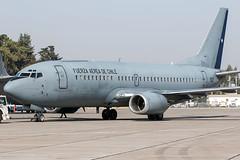 922 / Chilean Air Force / Boeing 737-330(QC)