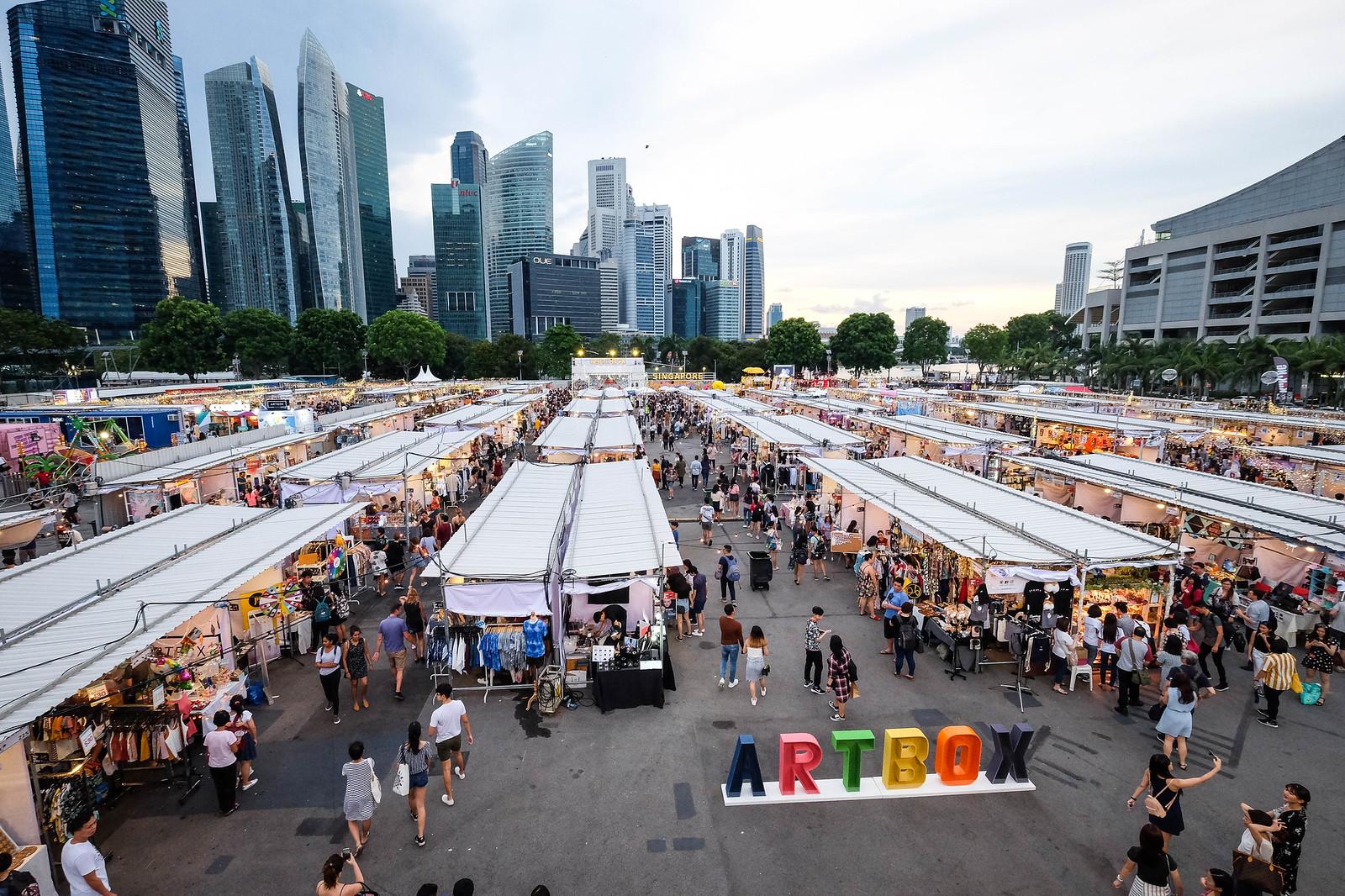 新加坡艺术盒2018 DSCF1454-57