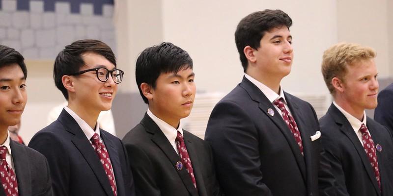 Stuart Hall Class of 2018 Baccalaureate Mass