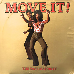 THE VAST MAJORITY:MOVE IT!(JACKET A)