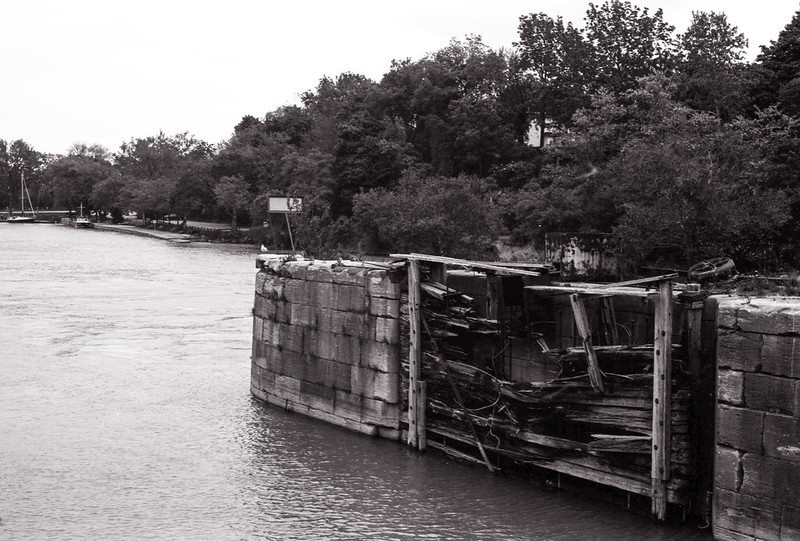 Second Generation Welland Canal Lock