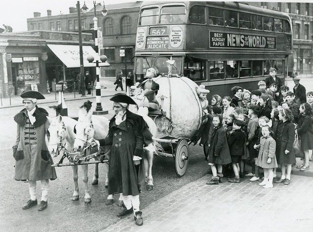 Playful Heritage - Tower Hamlets Local History Library and Archives