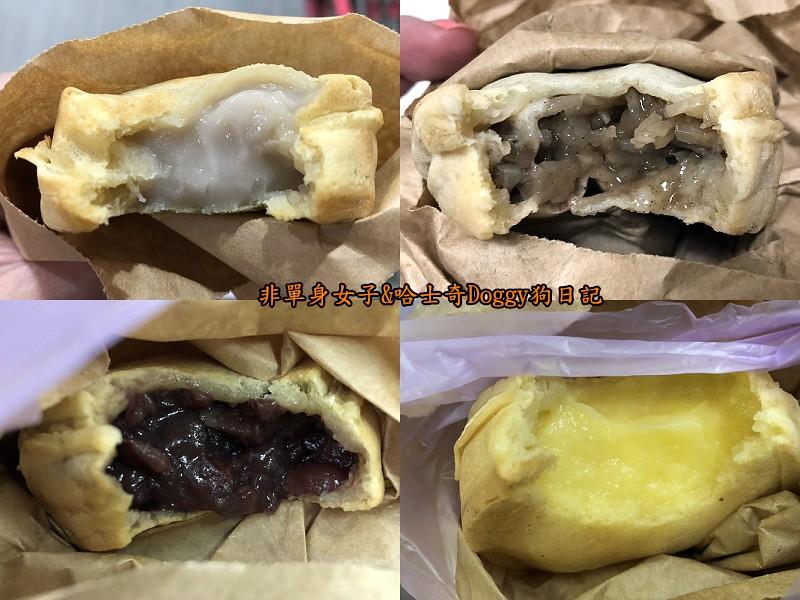 新竹城隍廟美食05風車紅豆餅