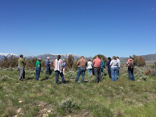 Rangelands Partnership Tour