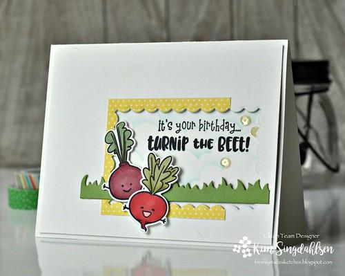 FMS Turnip the Beet