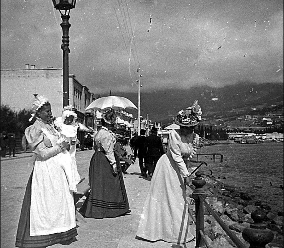 Таврическая губерния в 1898