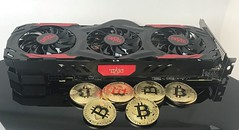 Bitcoins with GPU for Mining