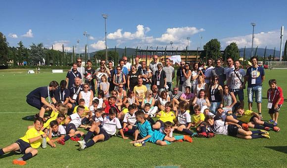 Grand festa Virtus al torneo Grassroots di Coverciano