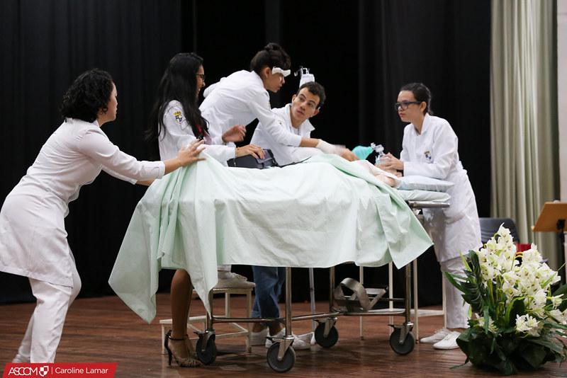 Abertura da Semana de Enfermagem 2018