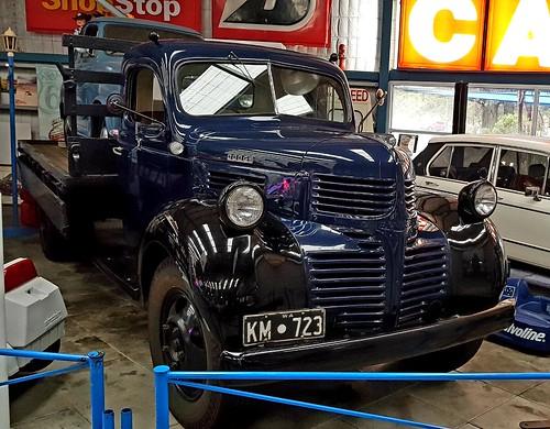 Dodge 5 ton Truck 1946 WA Motor Museum at Whiteman Park, WA
