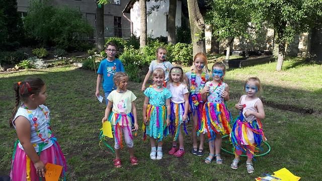 Dzień Dziecka i VII Fest Międzykulturowy