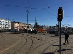 Tram signal: line