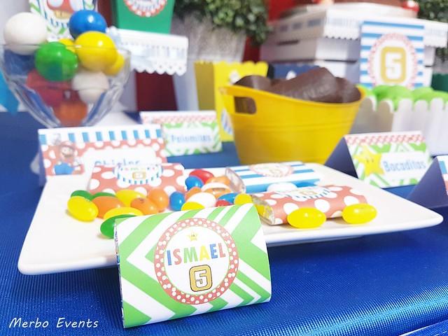 cumpleaños MArio Merbo Events