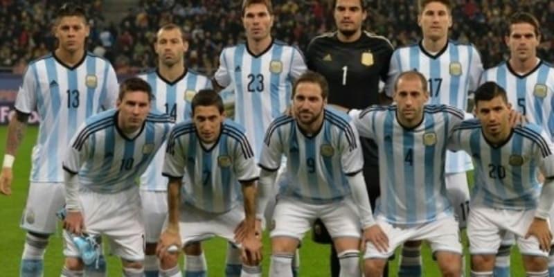 Argentina Tidak Neko-neko Punya Target di Piala Dunia 2018