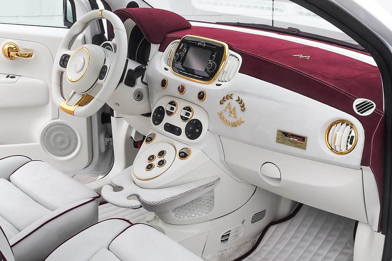 Fiat Cinquone Qatar