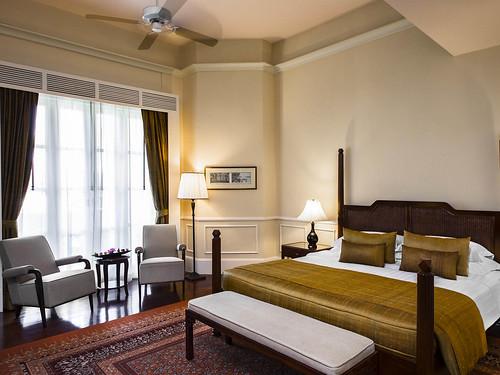 アフタヌーンティーで人気のホテル ラッフルズ グランド ホテル アンコール