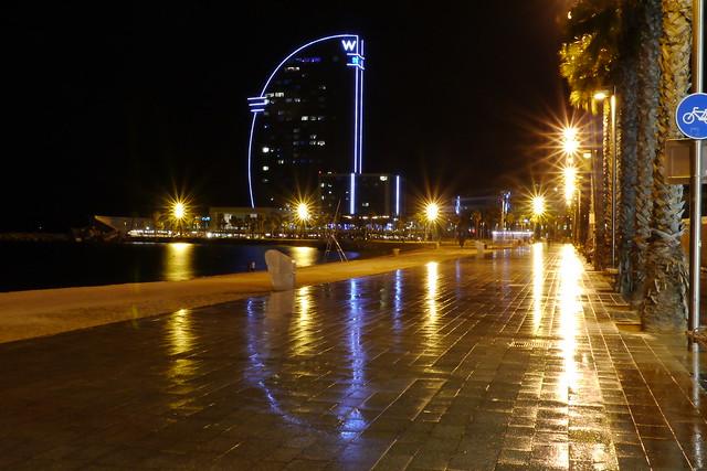 Barcelona, tour nocturn