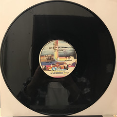 JOE COLEMAN:GET IT OFF THE GROUND(RECORD SIDE-A)