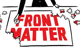 The front matter