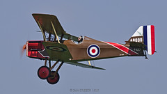 Royal Aircraft Factory SE-5A / AJBS - Amicale Jean Baptiste Salis / F-AZCY - Photo of Itteville