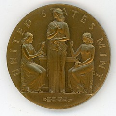 1949 Assay Medal obverse