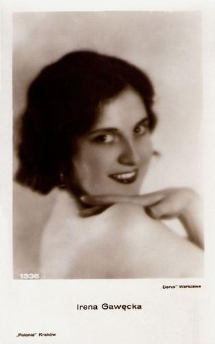 Irena Gawecka
