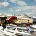 Panavia Tornado GR1 ZD714 Farnborough 2-9-86