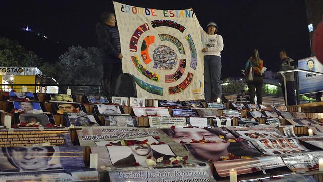 ¿Dónde Están? El Movice en la semana internacional del Detenido-desaparecido