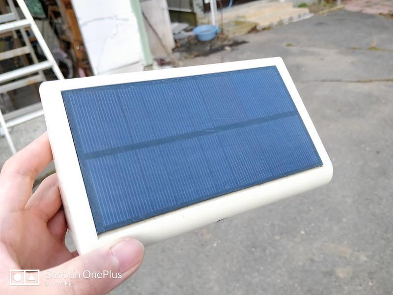 ソーラーライトの故障 (10)