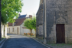 Palluau-sur-Indre (Indre) - Photo of Saint-Médard
