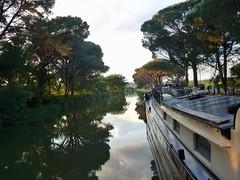 Risico - Canal du midi - Argeliers