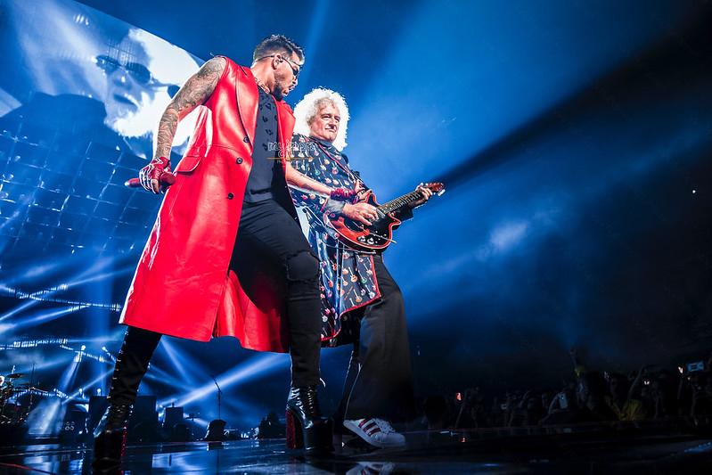 Queen + Adam Lambert - European Tour 2018