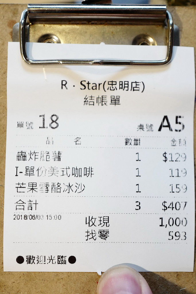 r star cafe