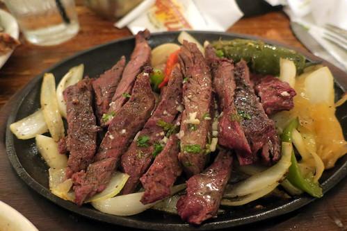 Houston - East End: Original Ninfa's on Navigation - Tacos al Carbon
