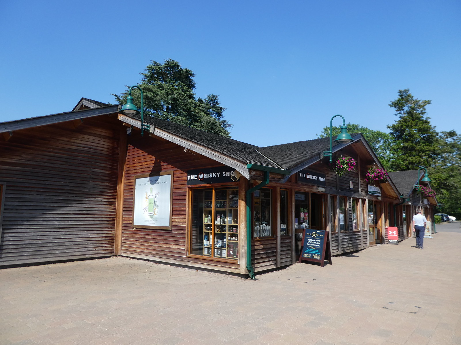 Trentham Shopping Village, Trentham Estate