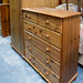 Pine chest of drawers E80