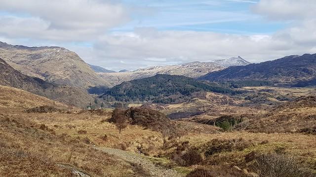 Moel Y Dyniewyd,Snowdonia National Park,Gwynedd,North Wales.