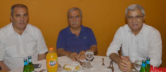 Doğan Bacak, Ali Şahin, Mehmet Kula
