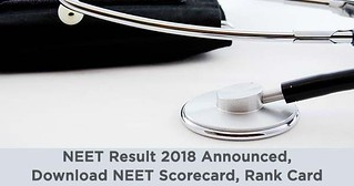 neet result announced