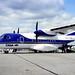 CASA CN-235M-100 ECT-135 Farnborough 2-9-86