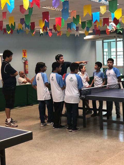 Fortaleza (Brazil) - 2018 ITTF/PTT Level One Course